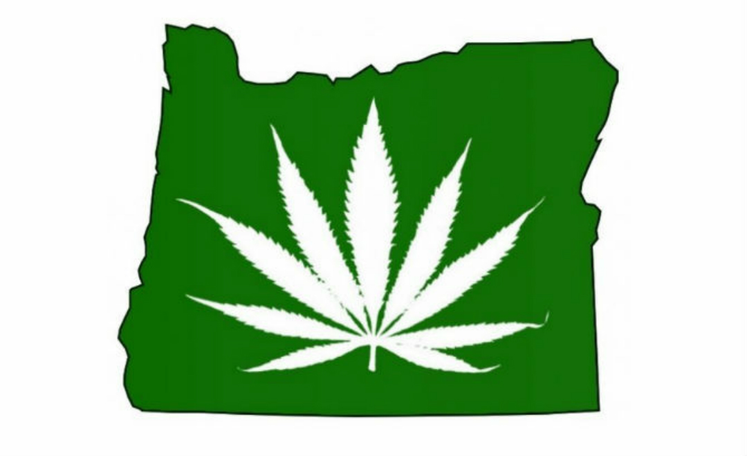 Oregon Legalized Recreational Marijuana